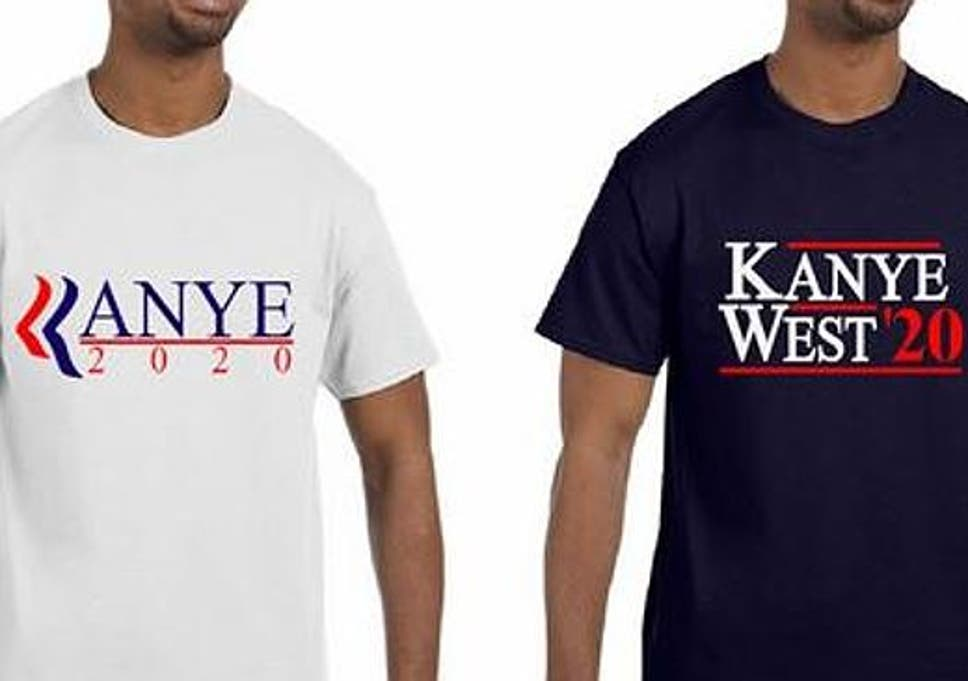 01b648c8 VMAs 2015: You can already buy 'Kanye West for president' t-shirts ...
