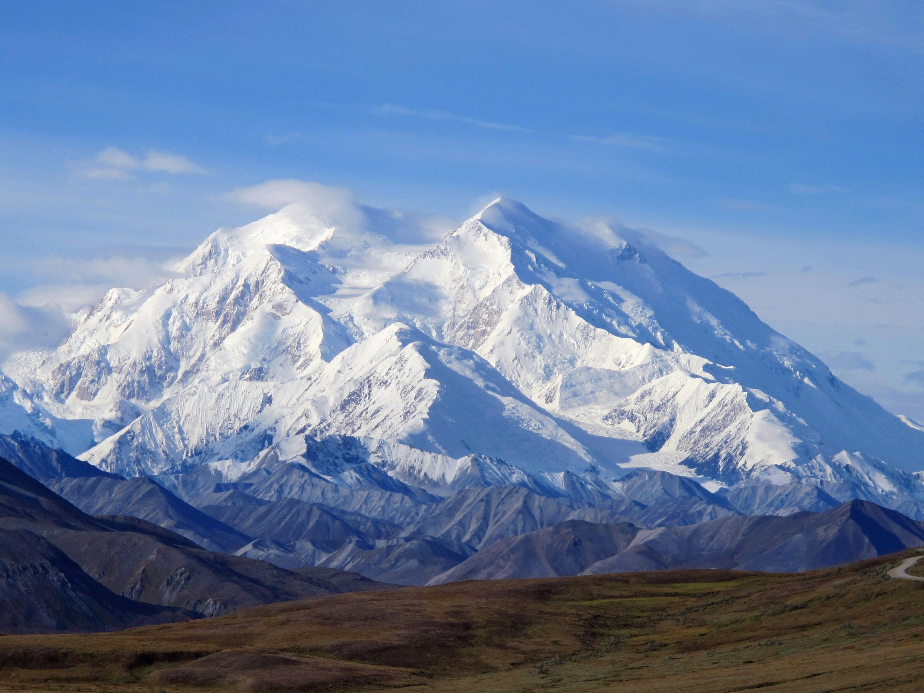 Mount McKinley name change: America's tallest mountain to be renamed Mount Denali by President