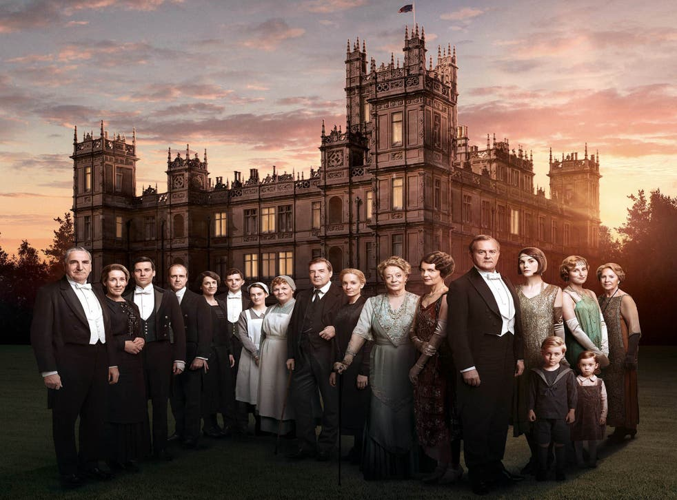 The sun set on the final series of Downton Abbey