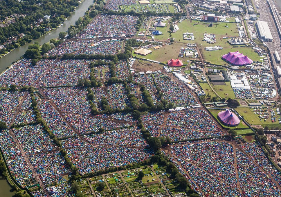 Britain's biggest festival organiser dismays campaigners by