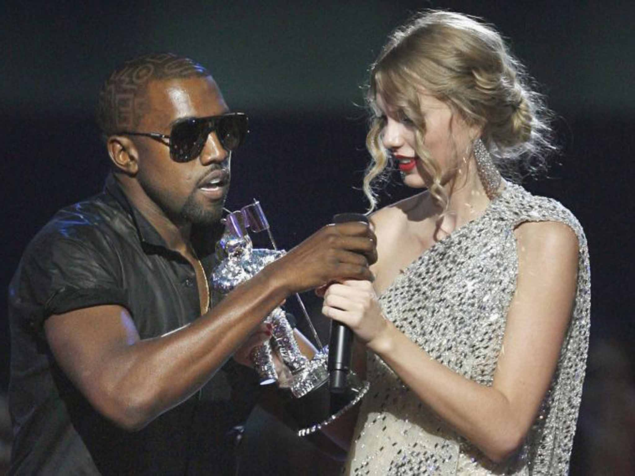 Full Version Of Infamous Kanye West And Taylor Swift Phone Call Leaks The Independent The Independent