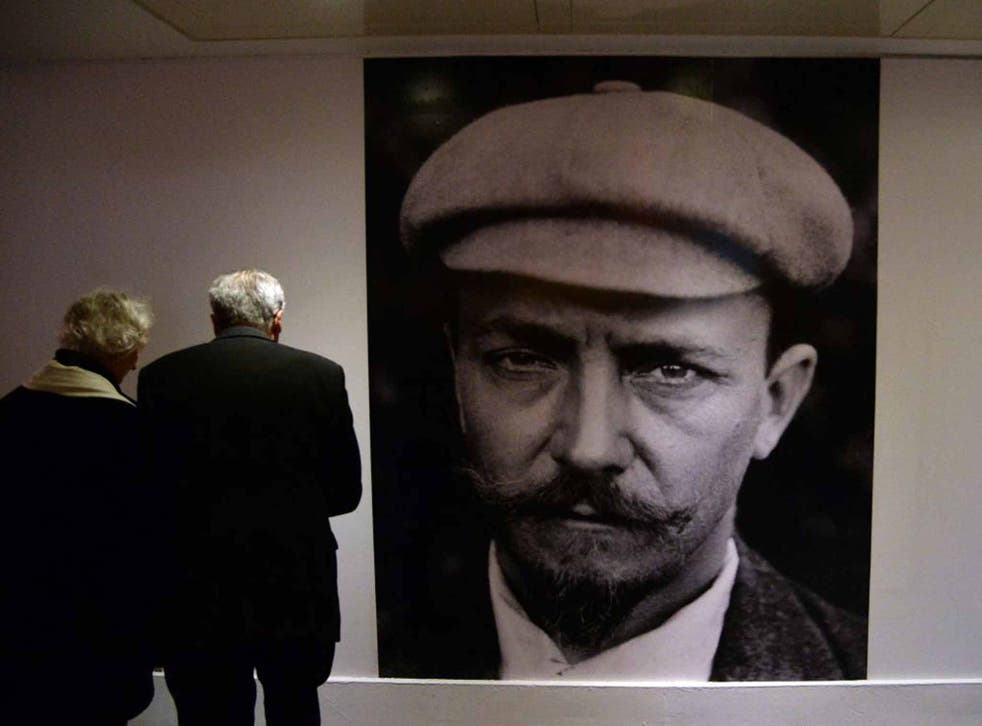 Curator's egg? Julian Barnes is to co-curate a new exhibition of the work of painter Félix Vallotton (pictured left)