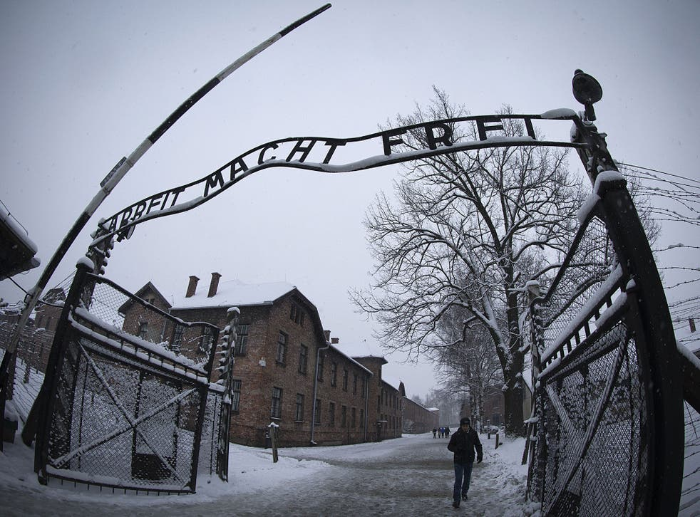 Auschwitz caretakers defend use of misting hoses at former concentration camp