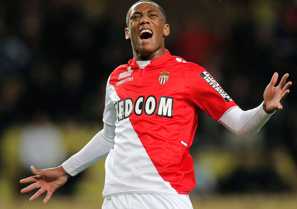 12c00302e Anthony Martial joins United for the sum of £36m – but that fee could still