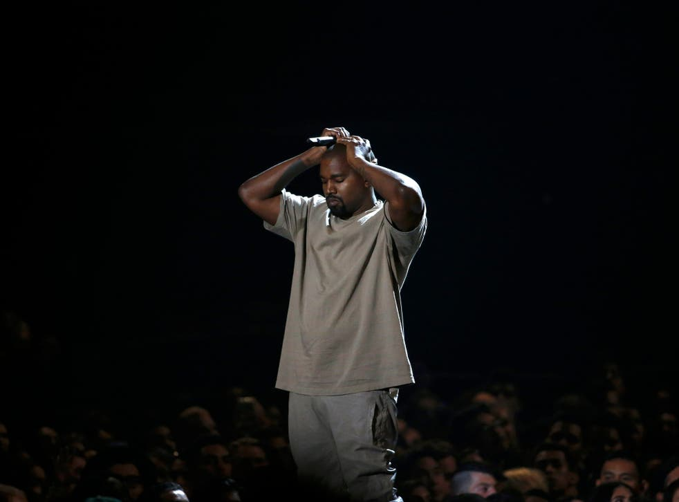 Kanye is clearly struggling to decide what album title to settle upon