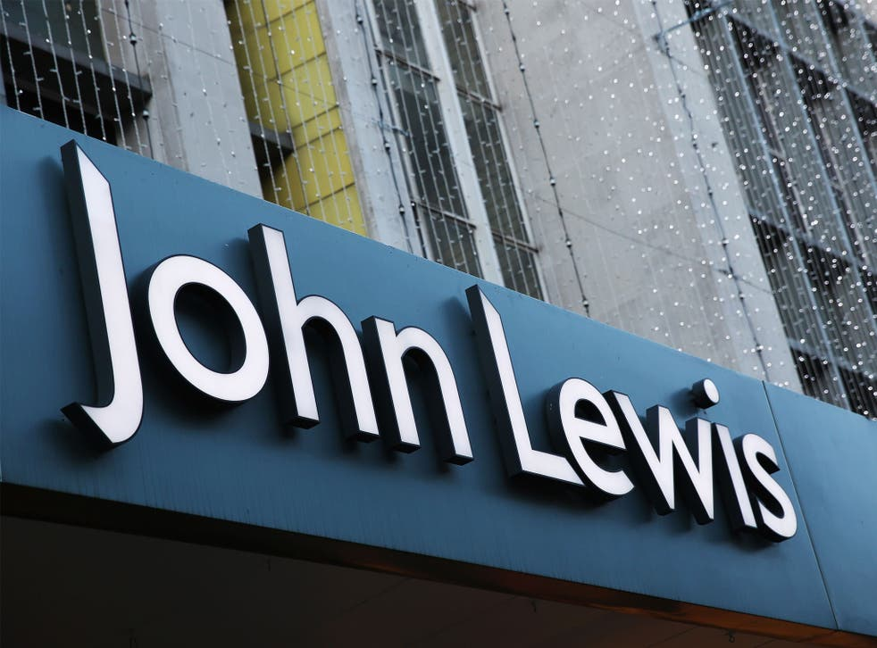 John Lewis is not branding the sales Cyber Monday deals, but is nonetheless offering discounts