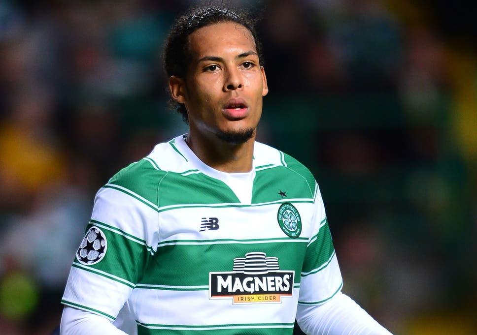 Virgil Van Dijk To Southampton Celtic Defender Completes 11 5m Premier League Move After Signing Five Year Deal The Independent