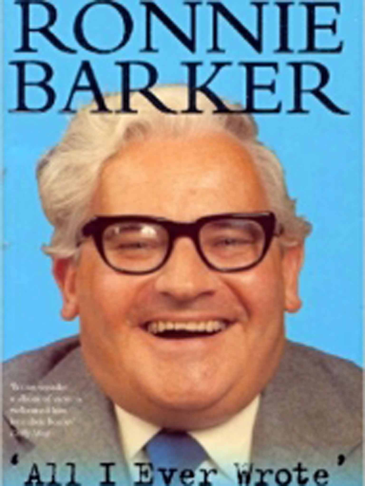 ronnie barker track and field