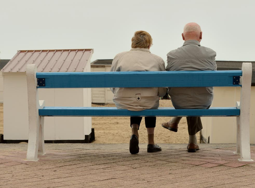 Experts attributed the rise in part to better treatment of illness in old age