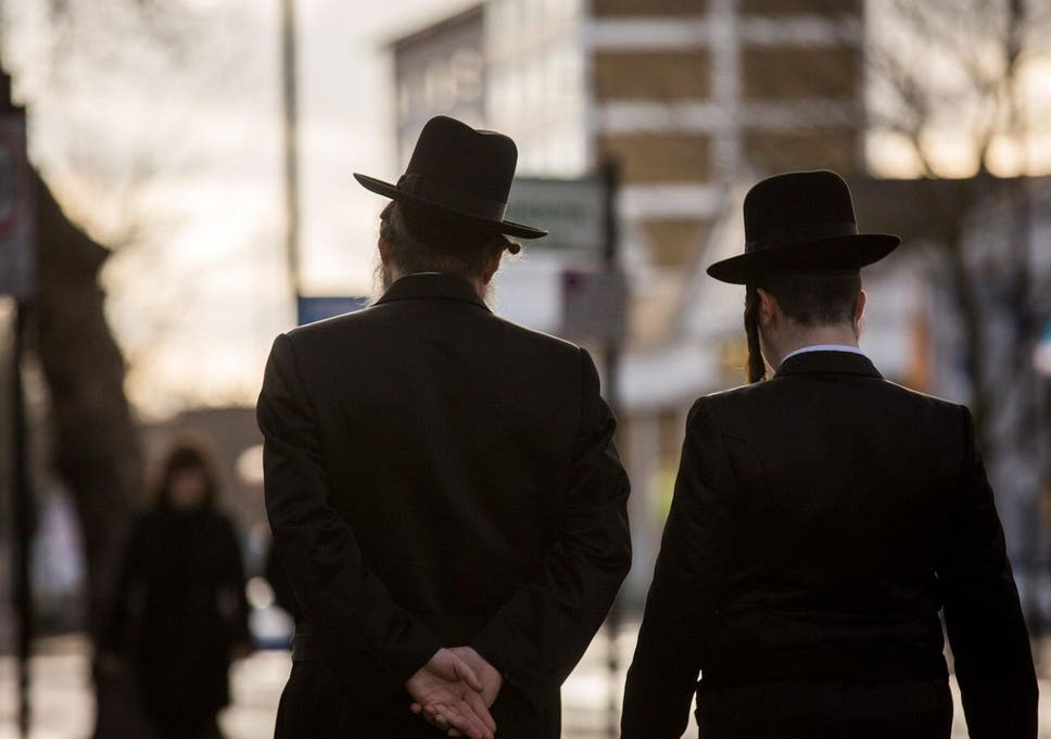 More than 100 antisemitic incidents recorded in UK every month as ... 694567642f04