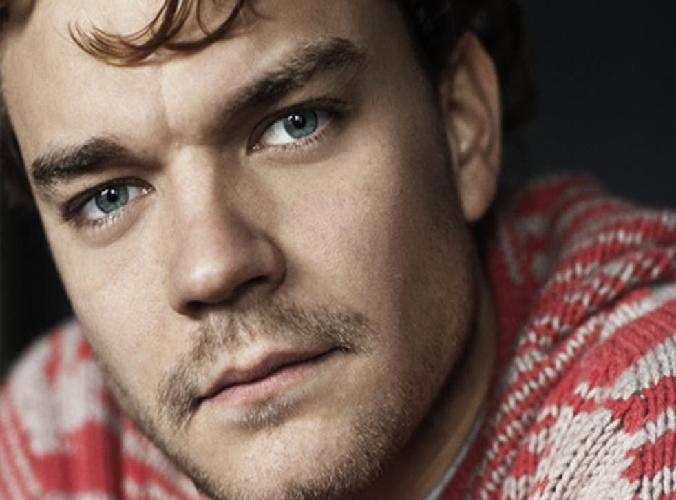 Asbaek bears a strong resemblance to Theon