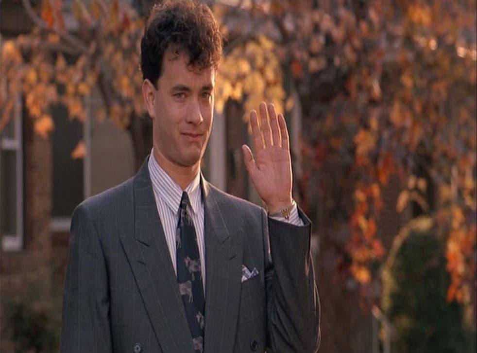 Tom Hanks in 1988 film 'Big'