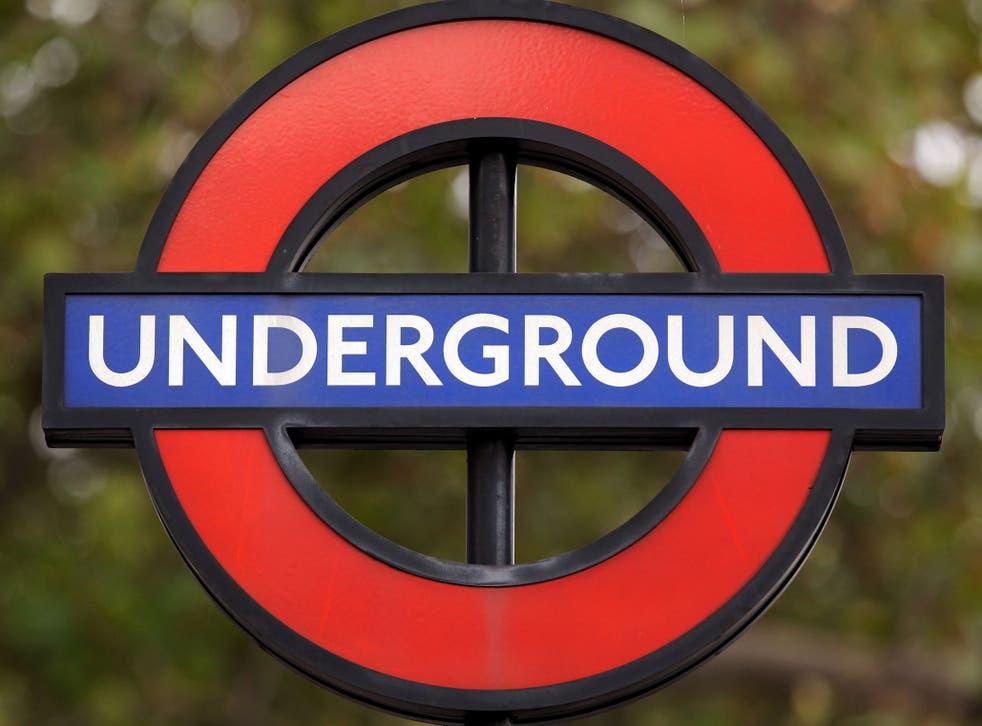 The London Underground roundel