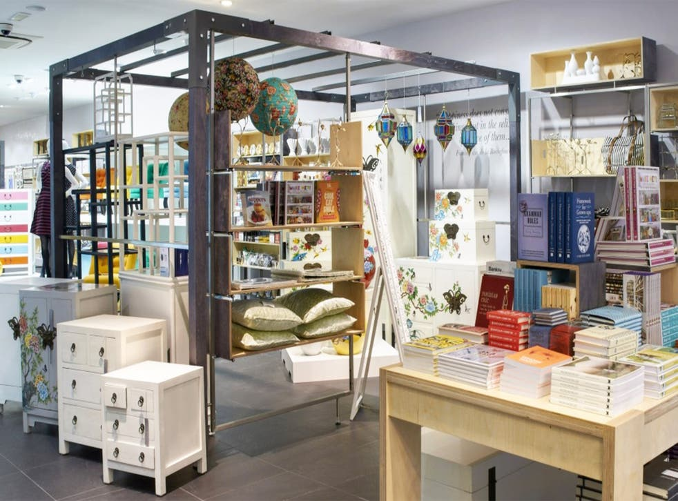 Oliver's twist: the high-street chain offers quirky items, nearly all of which are developed in-house