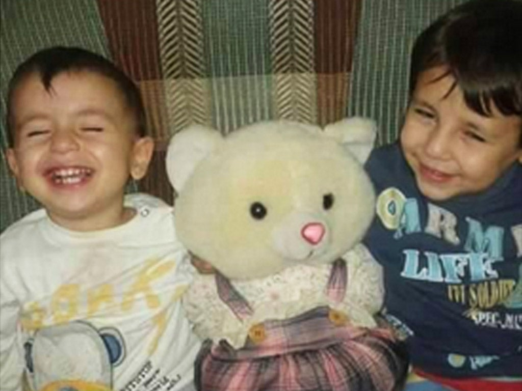 Aylan Kurdi's Story: How A Small Syrian Child Came To Be Washed Up On A  Beach In Turkey  The Independent