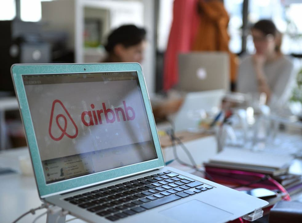 Airbnb hosts are 16 per cent more likely to reject somebody with African American sounding name. Source AFP