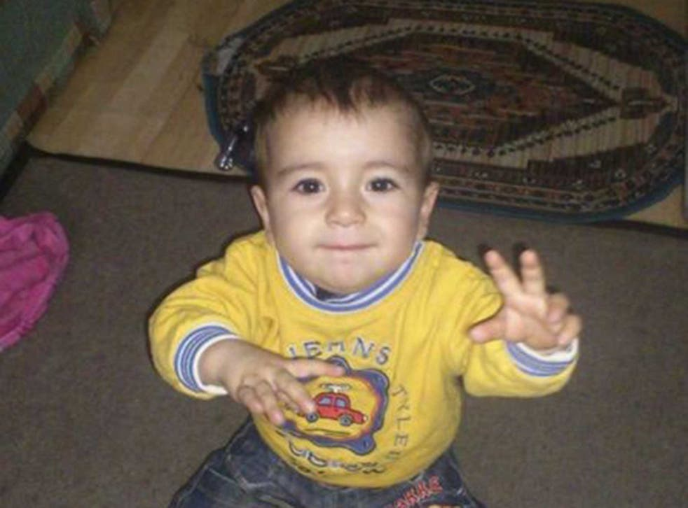 Aylan, pictured in this undated family photograph, drowned off Turkey