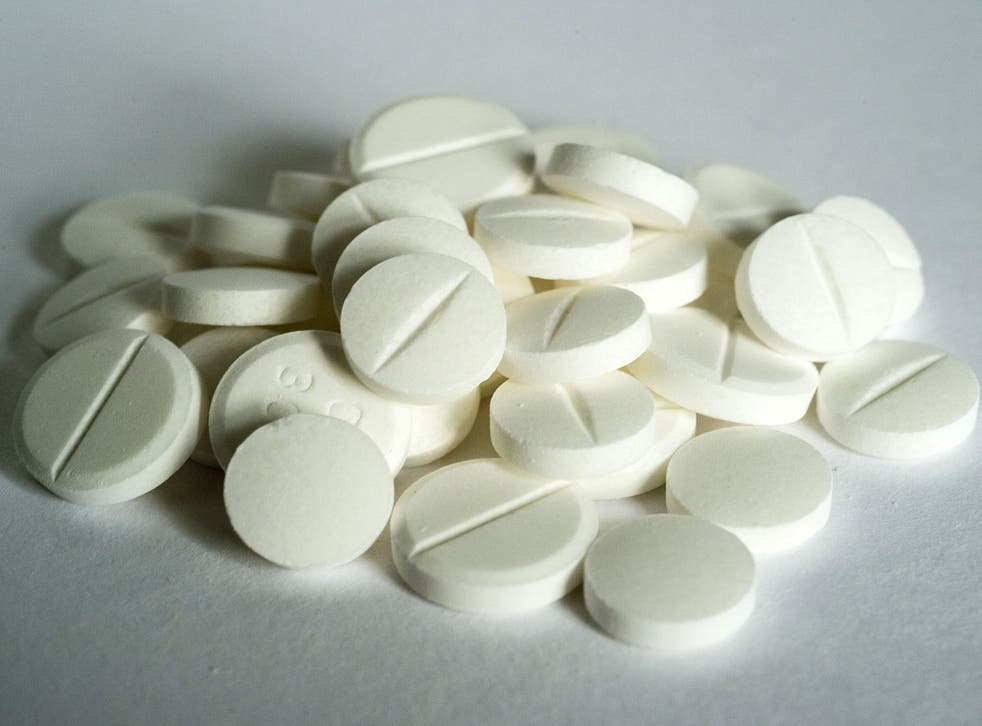 Aspirin blocks the production of PGE2