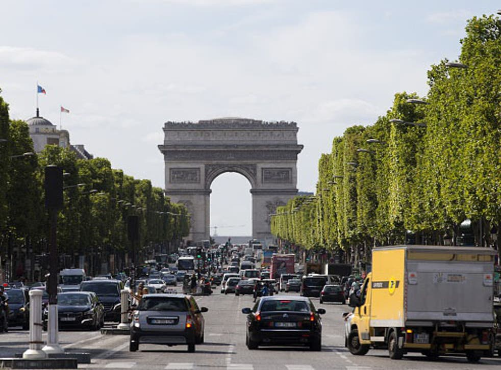 Paris' roads have become more and more congested in recent years