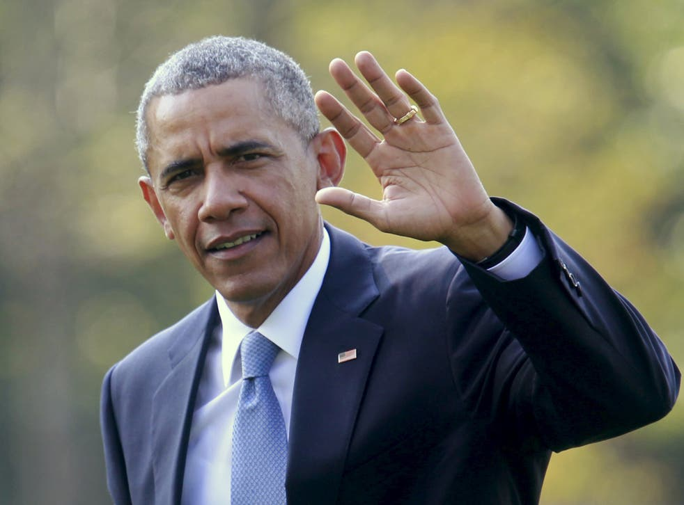 Obama has 'Paradise' by Coldplay on his Spotify playlist