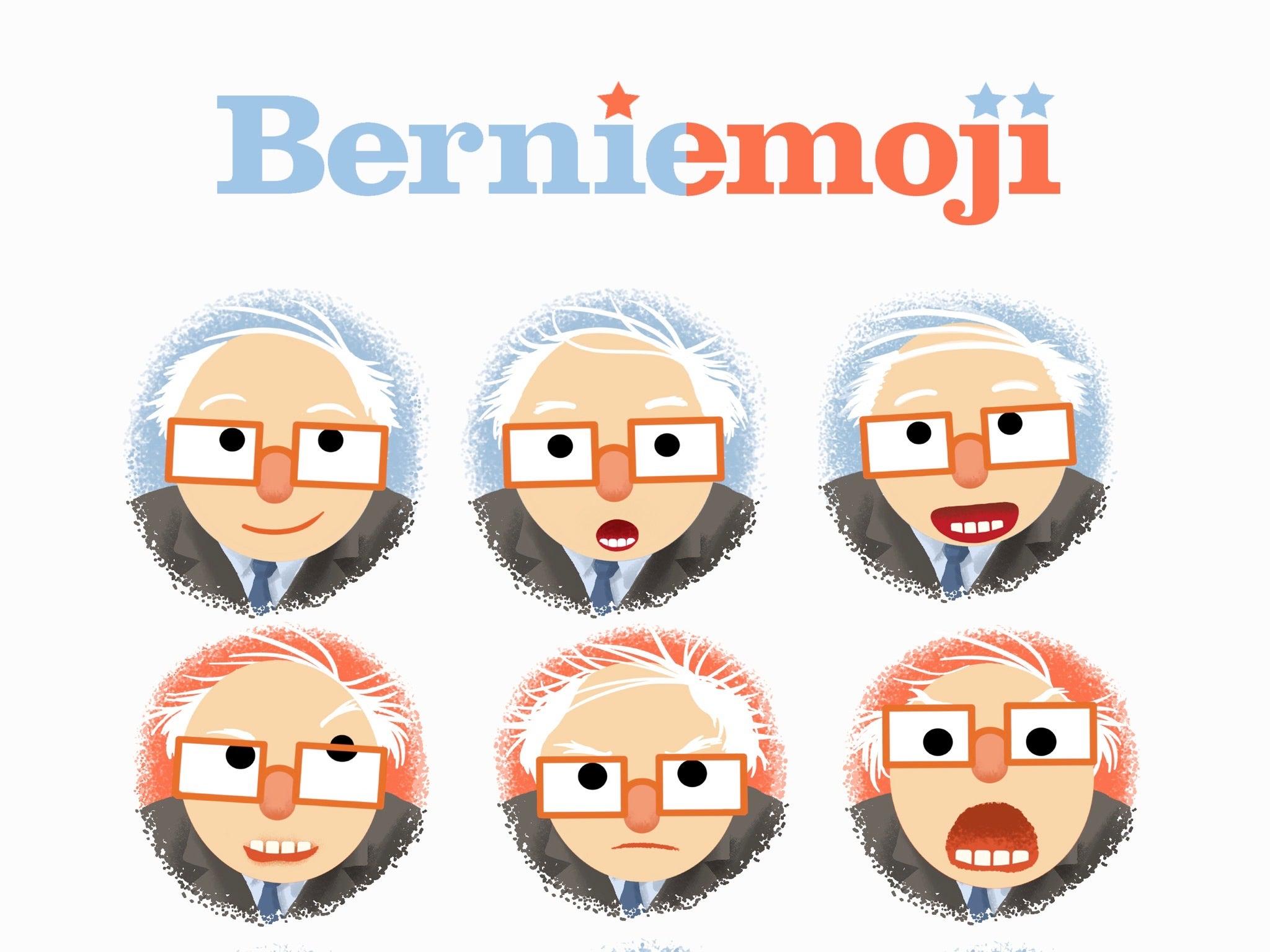 Bernie Sanders Wallpaper Download: Bernie Sanders Has Got His Own Set Of Emojis