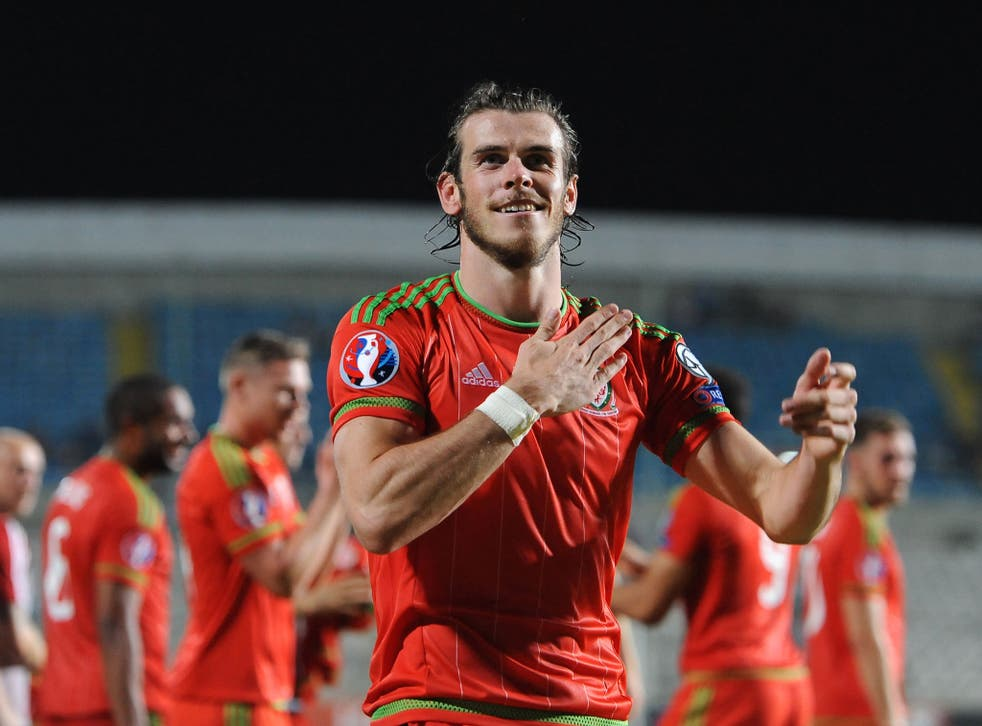 It would be nice if the mighty Gareth Bale and chums would throw their lot in with England