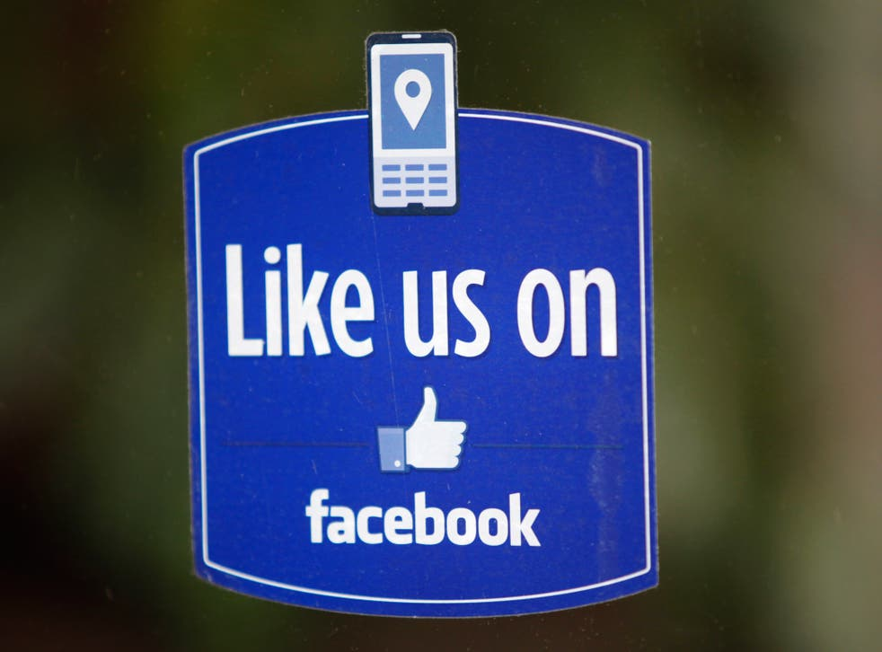 The application works by comparing a user's Facebook 'likes' to those of six million other people
