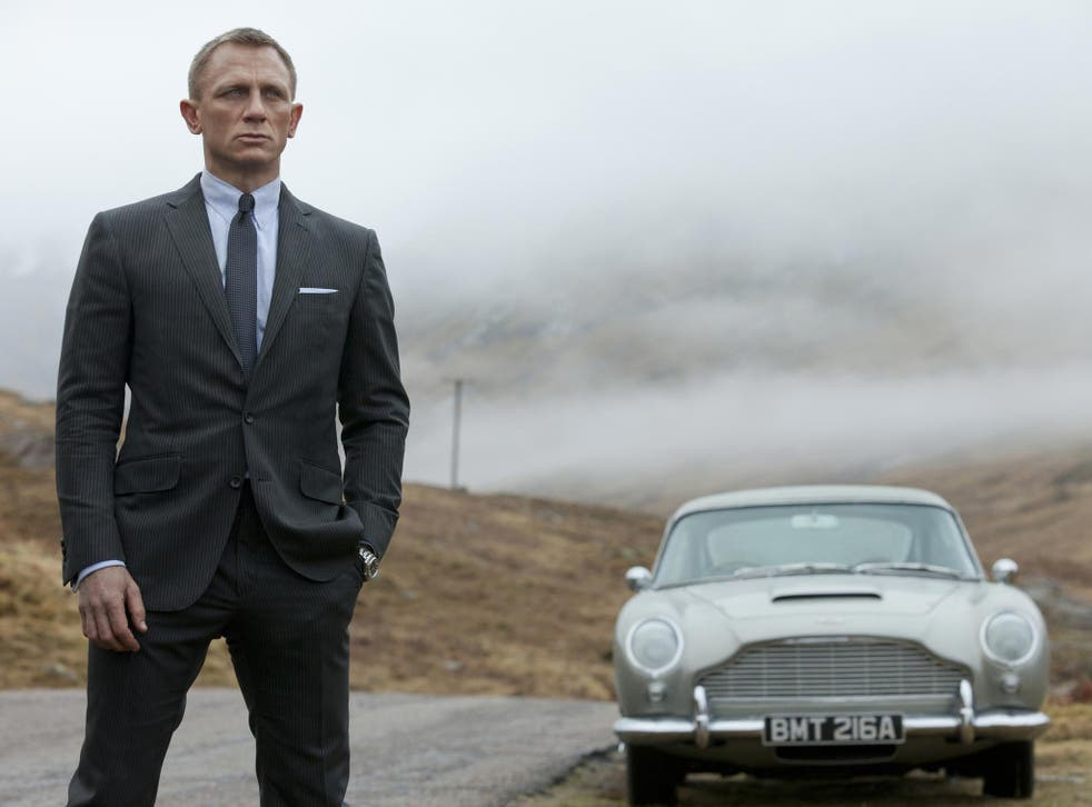 Speculation over who might succeed Daniel Craig as the next Bond has become national news