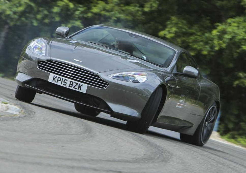 Aston Martin DB GT Motoring Review The DB Is Soon To End - Db9 aston martin
