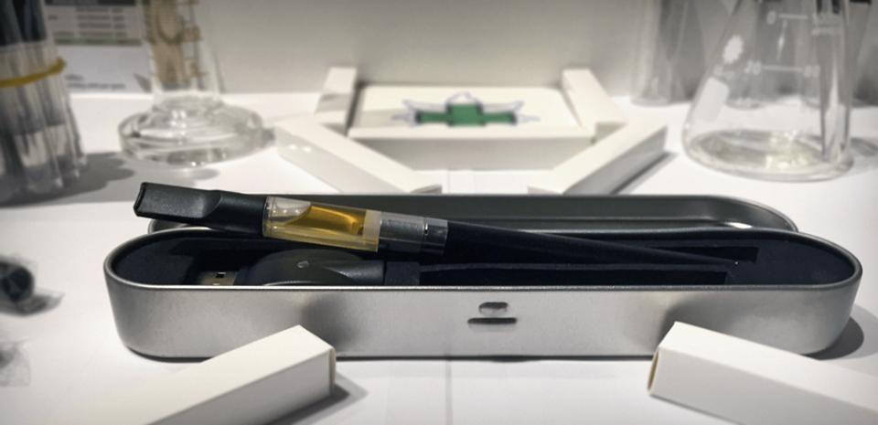MediPen: We tried out the UK's first legal cannabis vaporiser