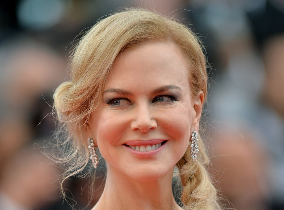 Kidman, who is a United Nations Women goodwill ambassador, explained that she tends to be reluctant to speak about politics in the public domain