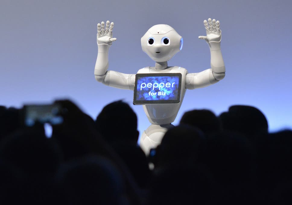 Robots Are Not The Enemy Its Time To Stop This Panic About Them