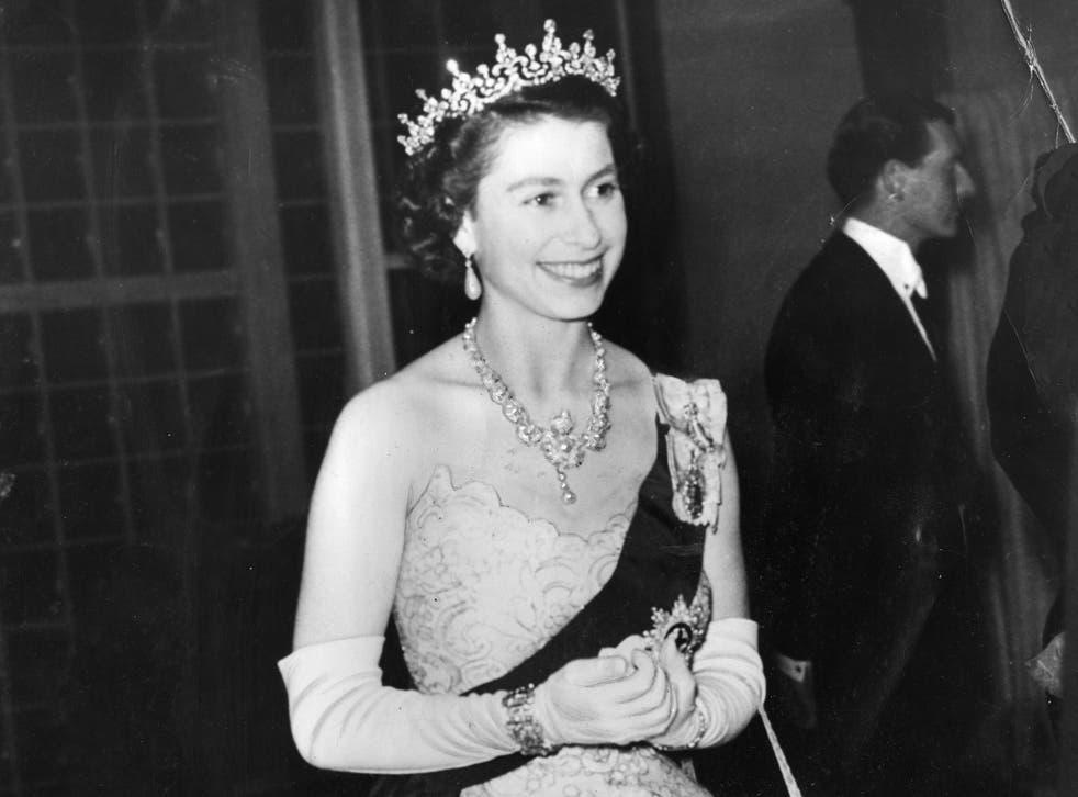 Queen Elizabeth II's length of reign: 63 years 215 days, so far