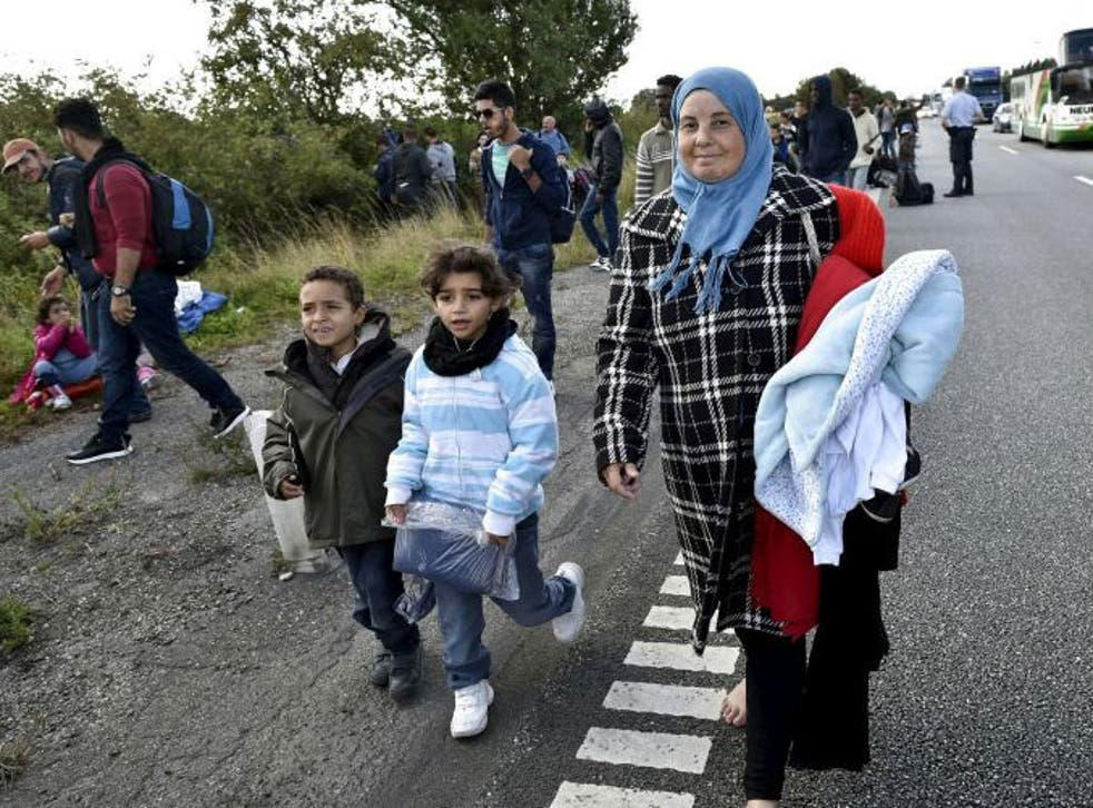 Denmark took in 1,500 asylum seekers during the first quarter of this year, compared to more than 73,000 in Germany and 11,500 in neighbouring Sweden