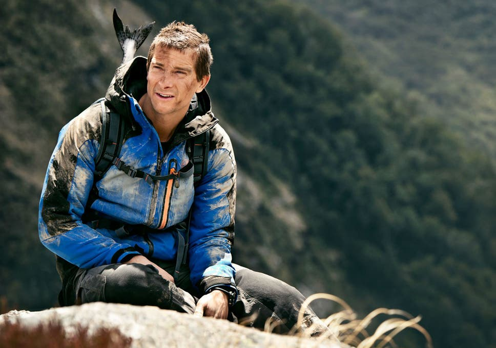 grayson perry says bear grylls celebrates a masculinity that is