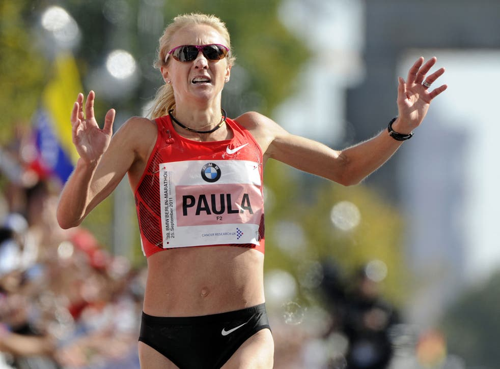 Paula Radcliffe has issued a statement to deny ever cheating during her career