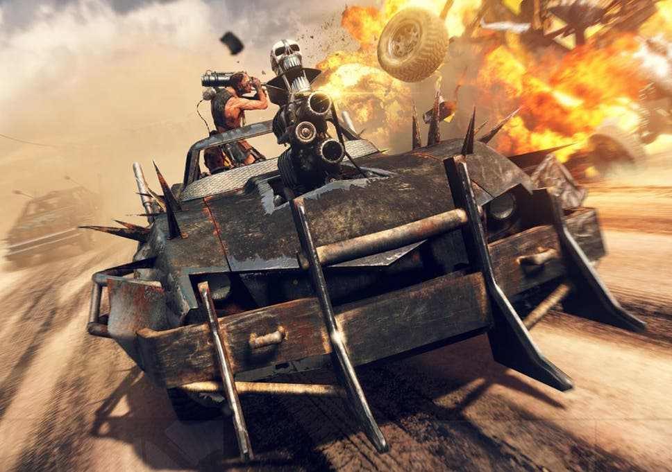 Mad Max Game Review Atmospheric World Creates A Unique Gaming