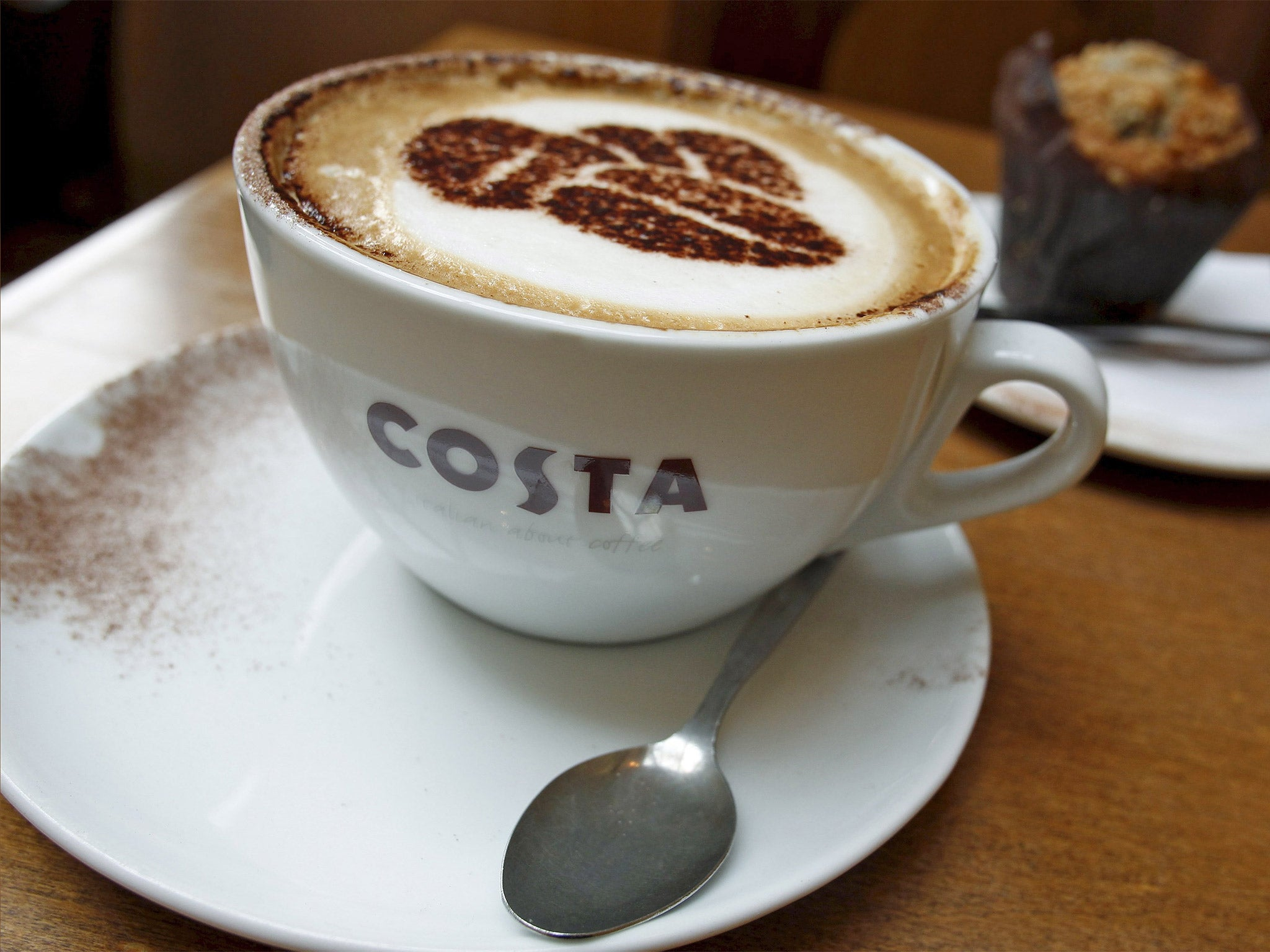 Costa Coffee employees get payrise ahead of National Living Wage