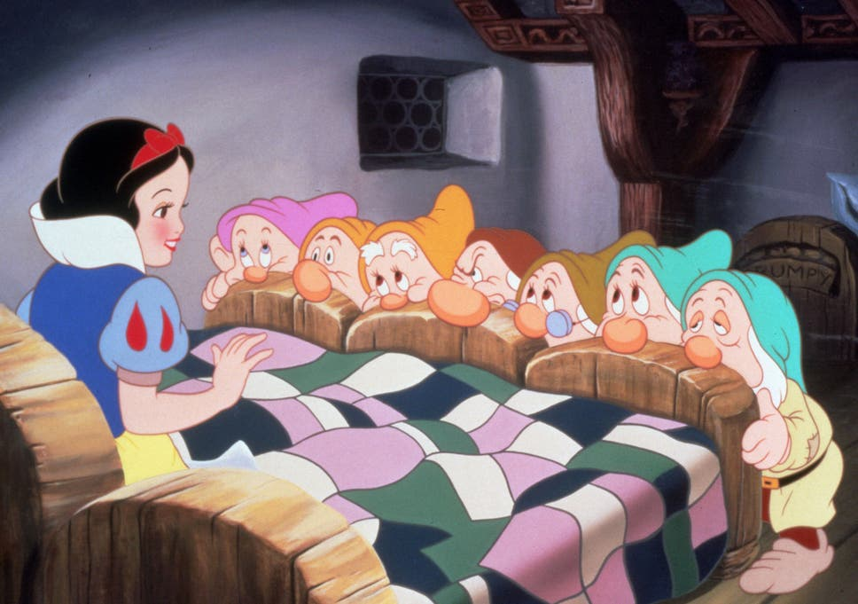 Snow white and the seven dwarfs sex video