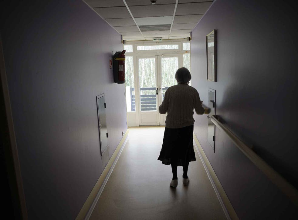 Scientists stress it is not possible to transmit Alzheimer's by living with or caring for someone with the disease