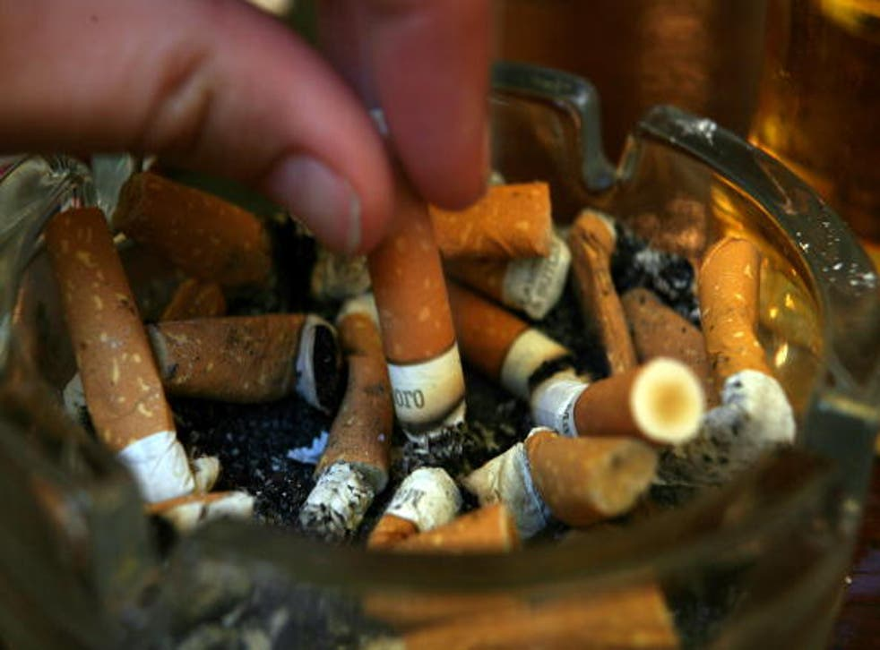 The study focussed on Chronic Obstructive Pulmonary Disease, but not heart disease or cancer, which also increase with smoking.