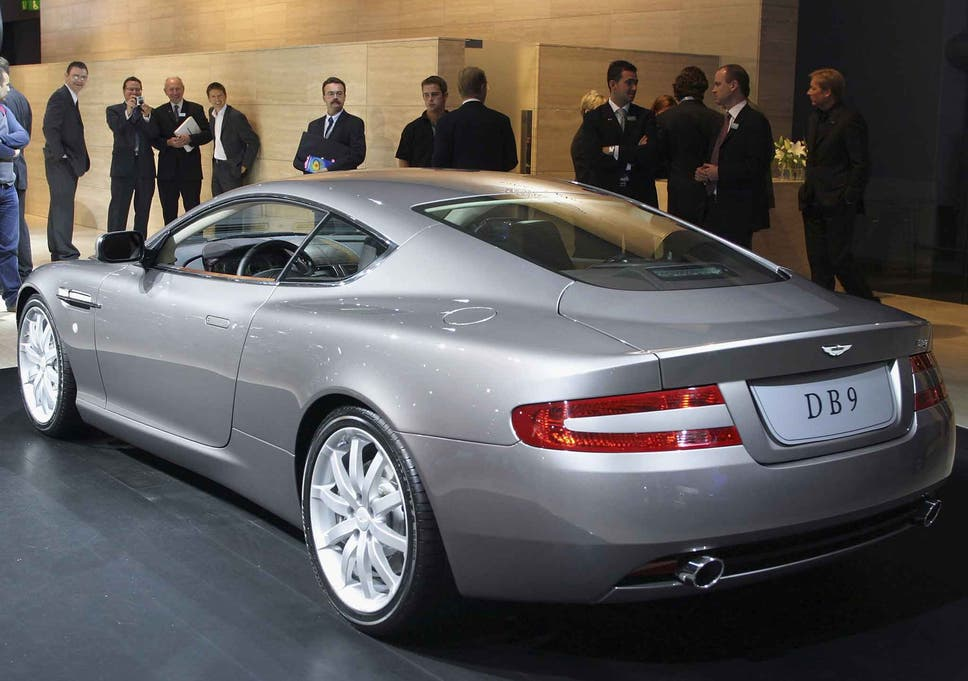 Aston Martin DB How To Buy Secondhand With Your Head As Well As - Aston martin db9 pre owned