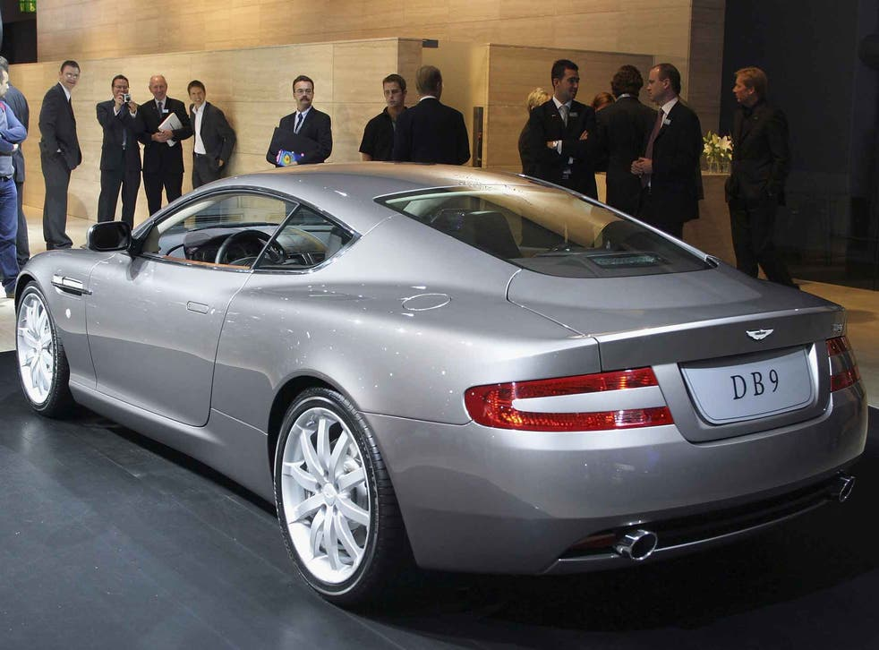 DB9s, in both coupé and drop-top guise, are sophisticated machines