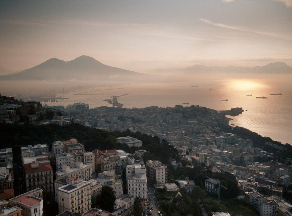Naples, Italy's third-largest municipality, is riddled with crime