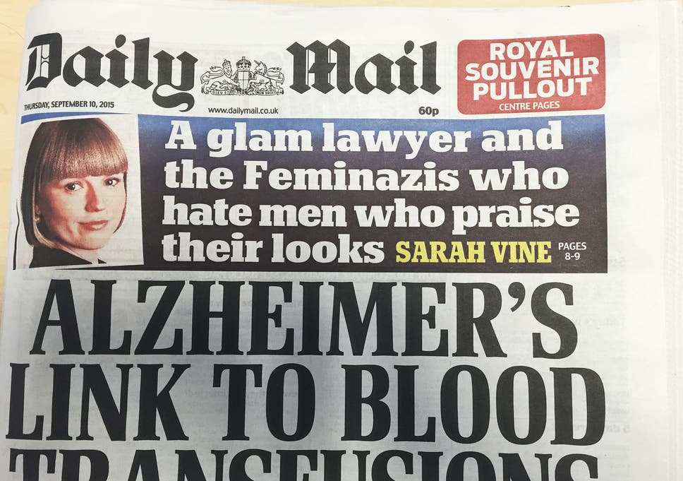 I've been called a 'Feminazi' for calling out a sexist man