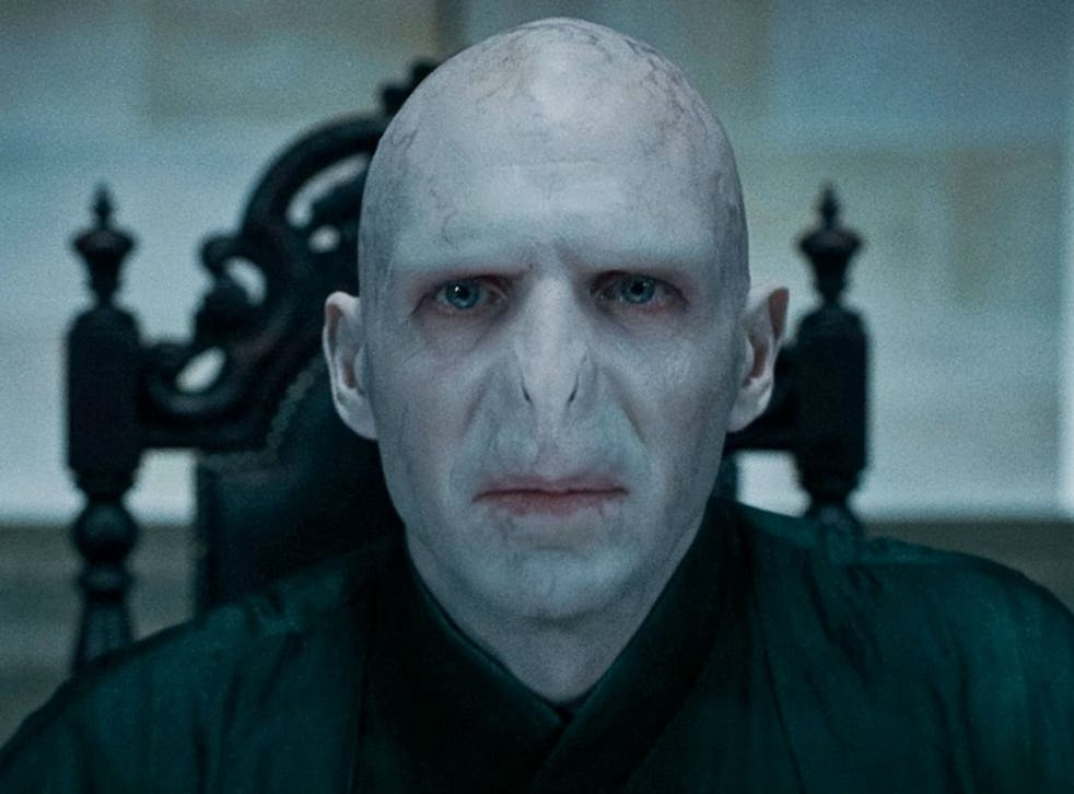 Voldemort. Credit: Warner Bros.