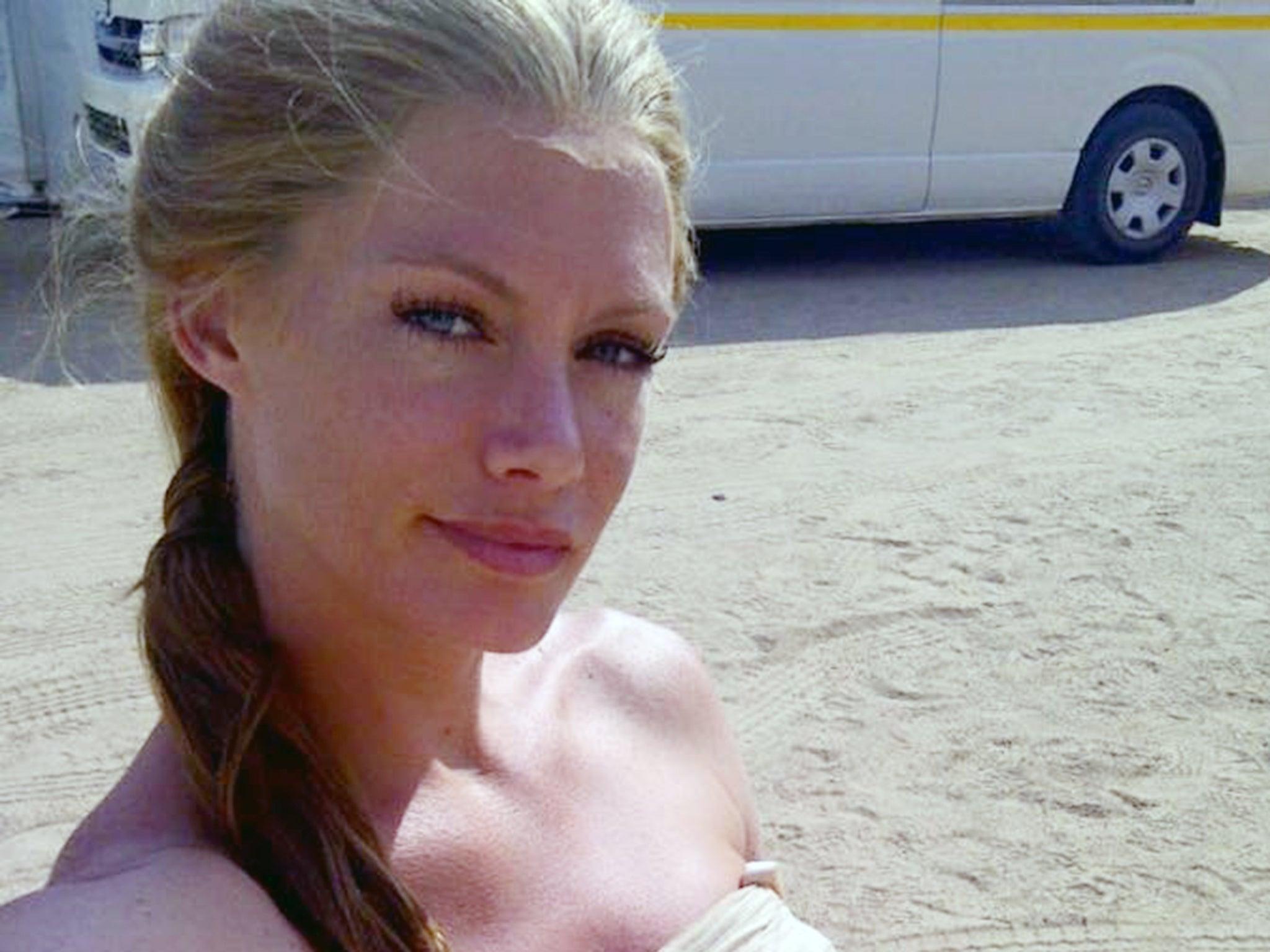 Olivia Jackson Star Wars And Resident Evil Stunt