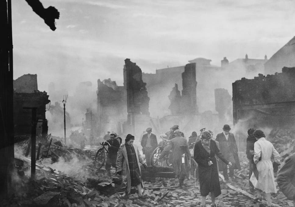 How The Blitz Shaped Britains Future A New Country Arose From Destruction Caused By The Aerial Assault Launched 75 Years Ago