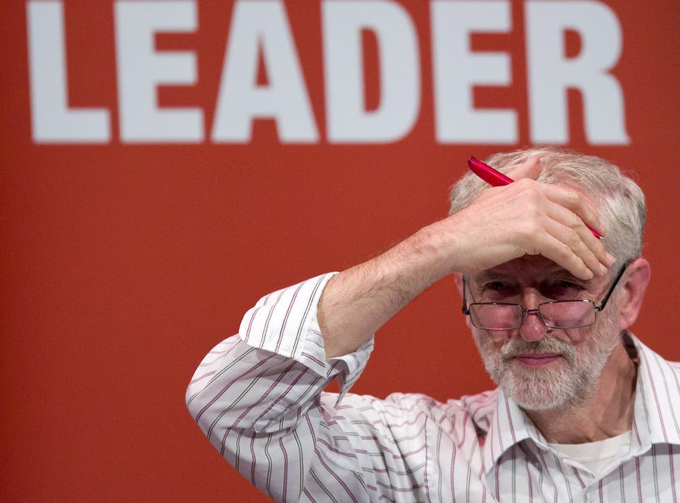 A plot is already underway from within the Labour party to oust Jeremy Corbyn as leader before the next election