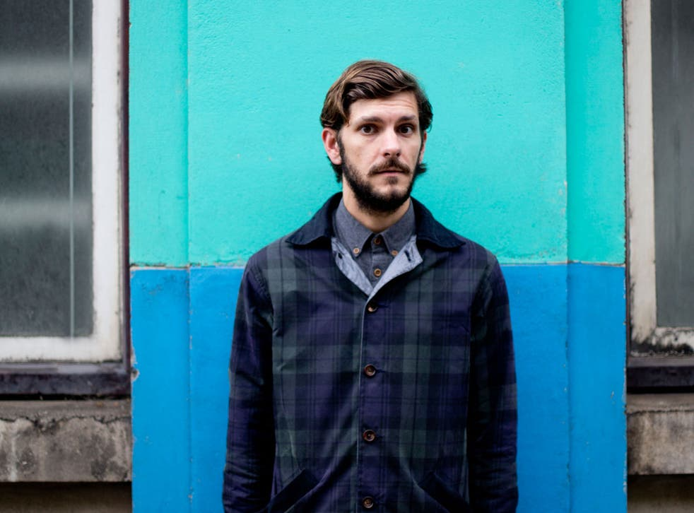 Baynton says: 'I hate being myself in front of camera, I'd rather have a disguise on'